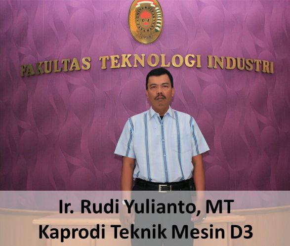Ketua Prodi Teknik Mesin D3