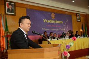 Pidato Yudisium