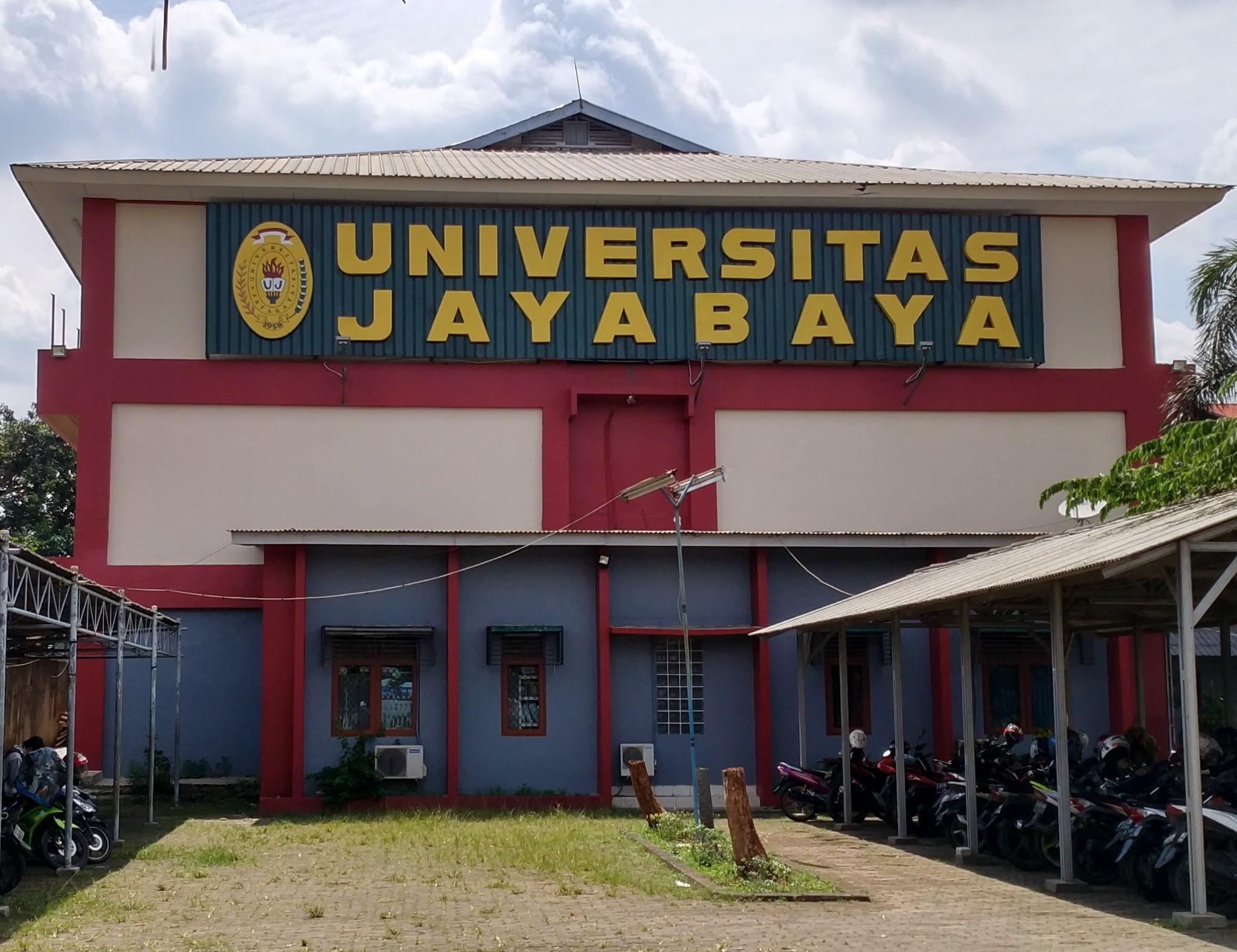 Sejarah Universitas Jayabaya