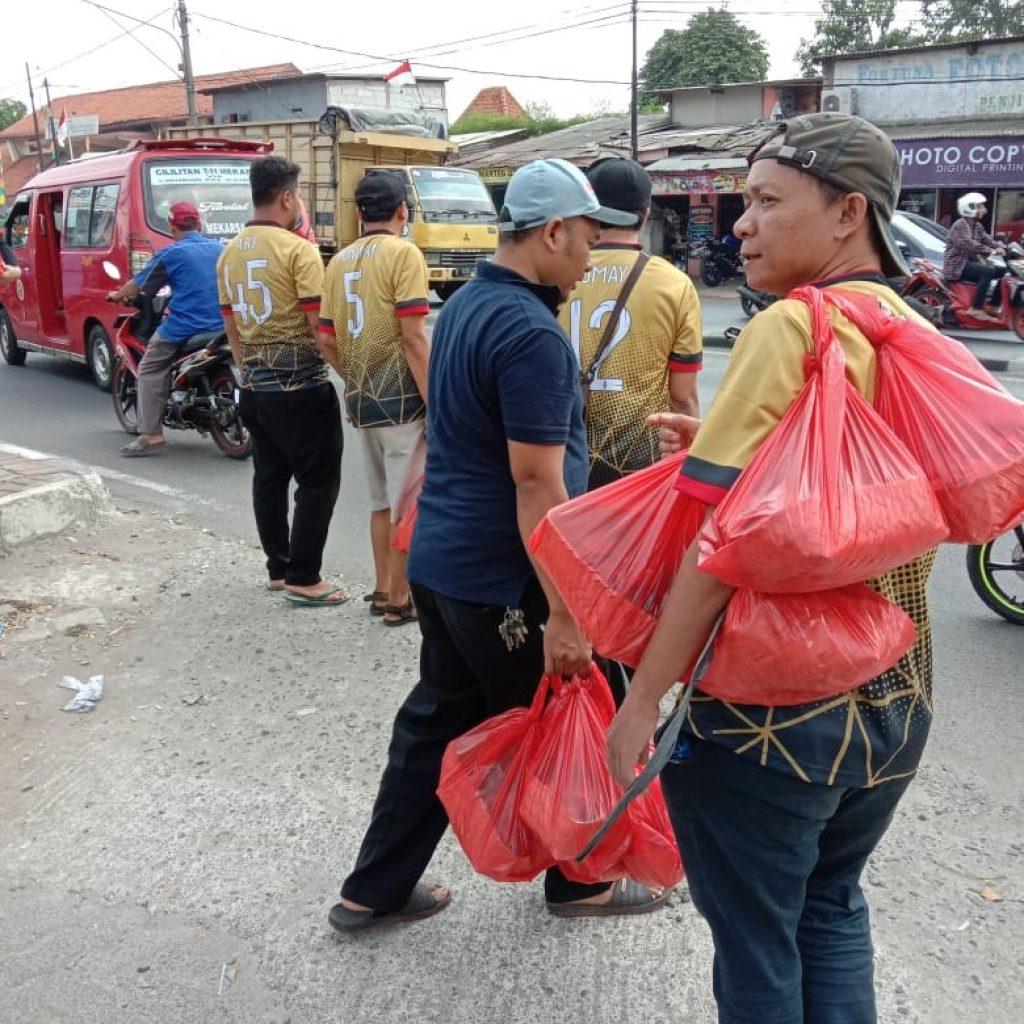 Acara kurban di Kampus Jayabaya Cimanggis