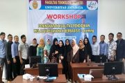 Workshop E-Learning Universitas Jayabaya Kampus Teknik