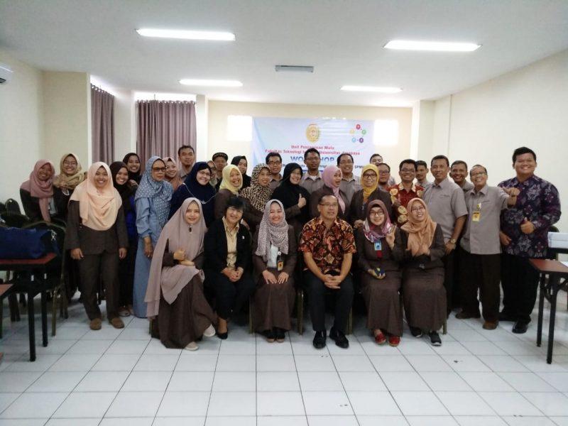 FTI UJ Selengarakan Workshop untuk Tingkatkan Mutu Prodi
