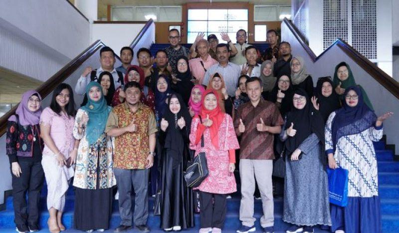 Perkuat Hubungan, Universitas Jayabaya Sambangi ITS