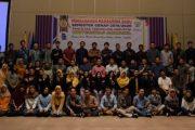 PELANTIKAN MAHASISWA BARU SEMESTER GENAP 2019-2020 FAKULTAS TEKNOLOGI INDUSTRI UNIVERSITAS JAYABAYA