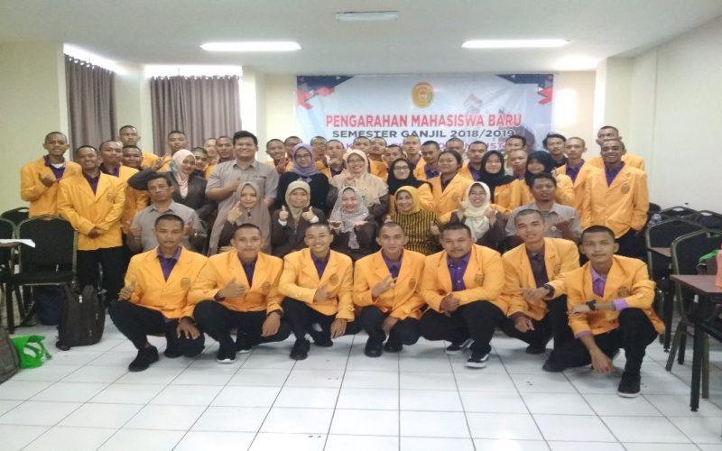 Penyambutan Resmi dari FTI Universitas Jayabaya Untuk Mahasiswa Baru