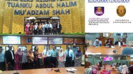 FTI UJ dengan malaysia
