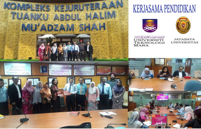 Kerja Sama Universitas Jayabaya dengan Universitas Malaysia