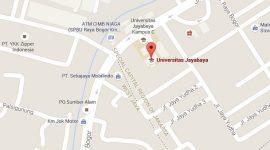 Maps Kampus FTI Jayabaya