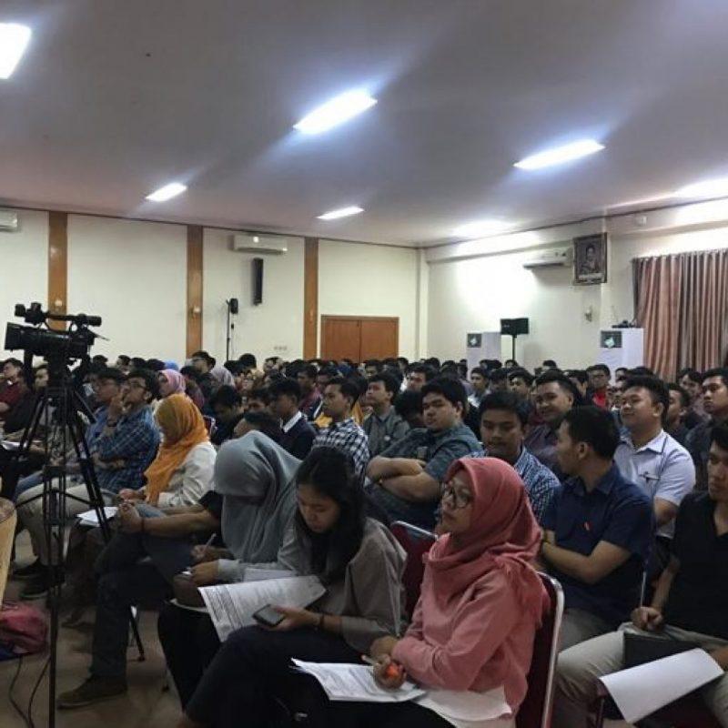 PENGARAHAN MAHASISWA BARU SEMESTER GANJIL 2019-2020 FAKULTAS TEKNOLOGI INDUSTRI UNIVERSITAS JAYABAYA