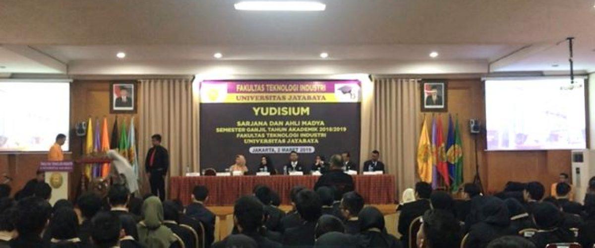 Yudisium Mahasiswa di Semester Ganjil