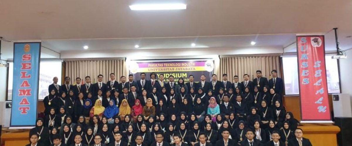 Yudisium Mahasiswa di Semester SEMESTER GENAP 2018-2019