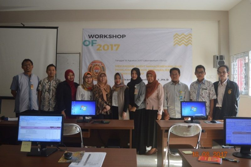Workshop Mekanisme Audit Manajemen