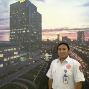 Lulusan Jayabaya yang jadi AHLI HSE