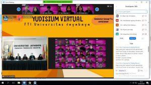 Yudisium FTI Jayabaya