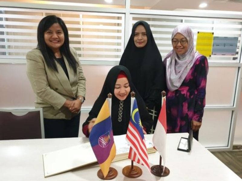 ENHANCING COLLABORATION WITH MALAYSIA HIGHER EDUCATION
