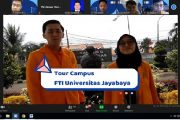 PENGARAHAN MAHASISWA BARU SEMESTER GANJIL 2020/2021 FAKULTAS TEKNOLOGI INDUSTRI UNIVERSITAS JAYABAYA